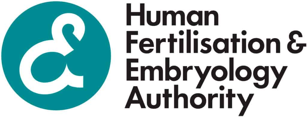 Human Fertilisation and Embryology Authority is one of AAFs afiliates