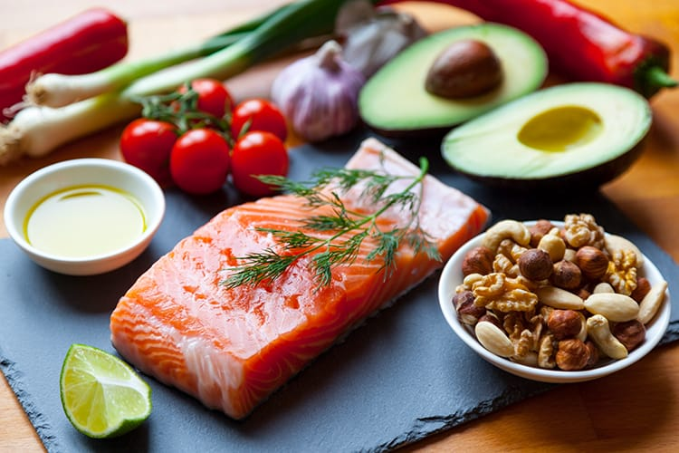 Diet has an influence on sperm quality, and a balanced diet may help improving semen quality