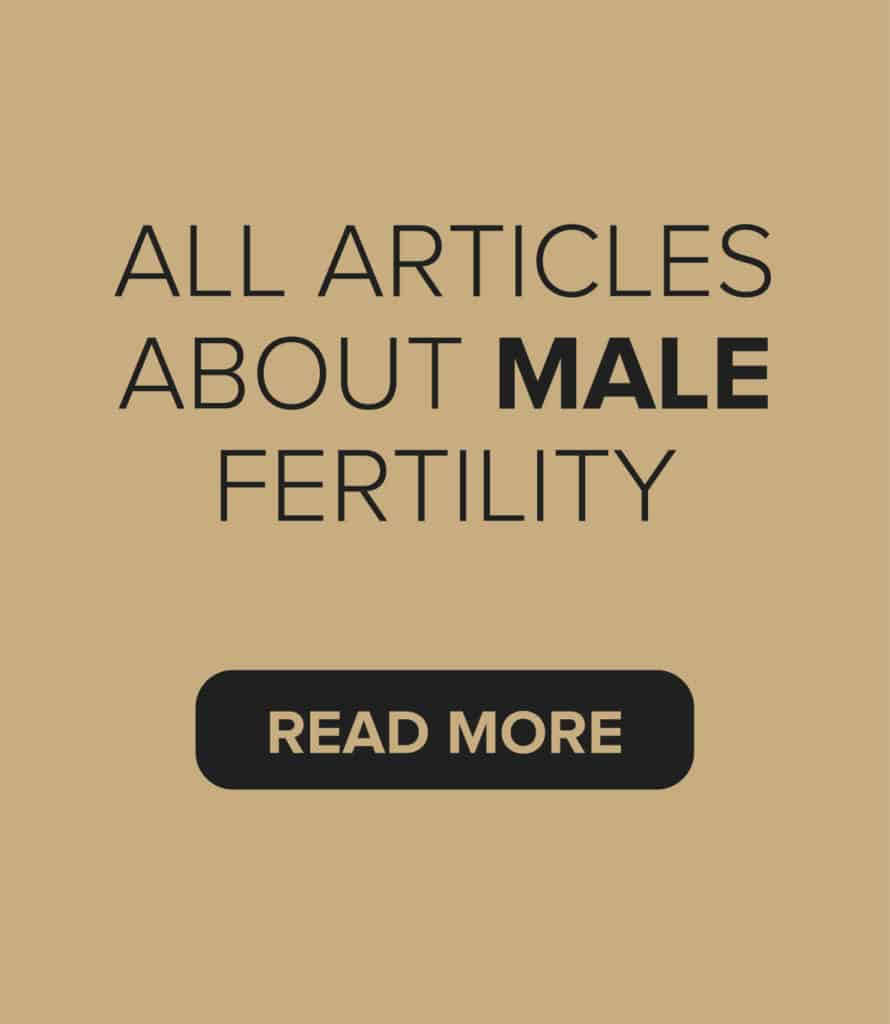 Read all our articles about male fertility