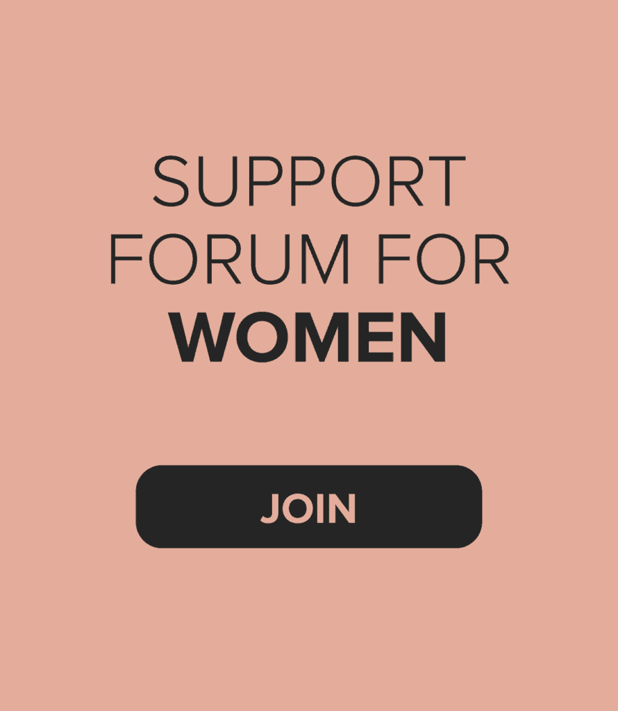 Join our support forum for woman about fertility issues