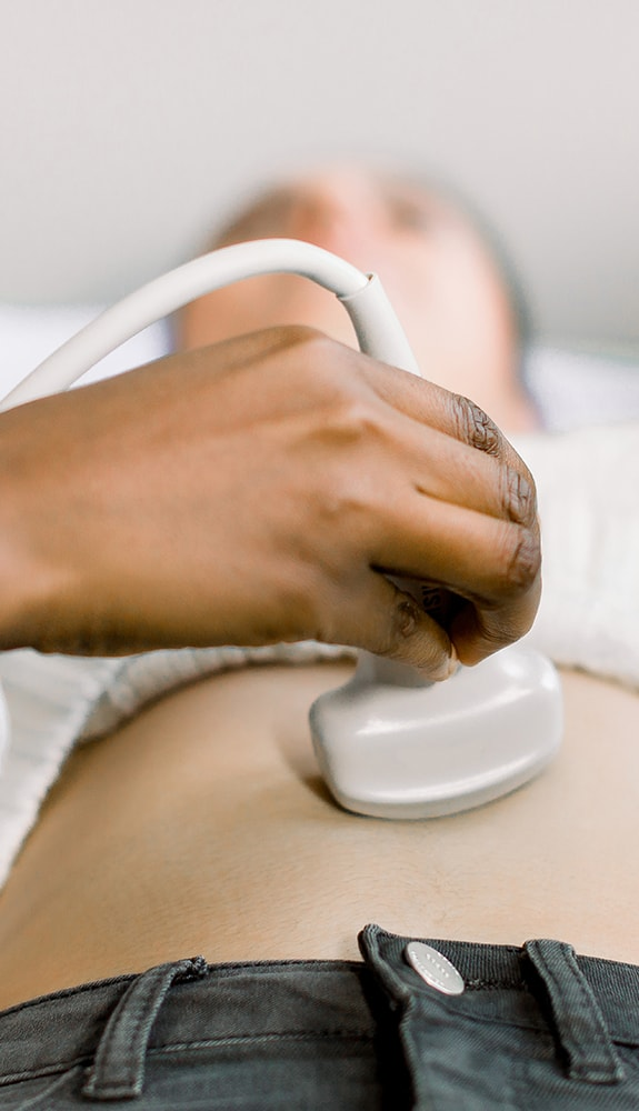 Fertility treatment requires a lot of testing, including ultrasound scans